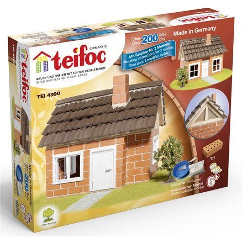 Teifoc Maison Teifoc avec toit de tuiles - Autres jeux de construction