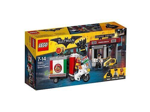 LEGO Batman Movie - Épouvantail véhicule de livraison spécial - Lego