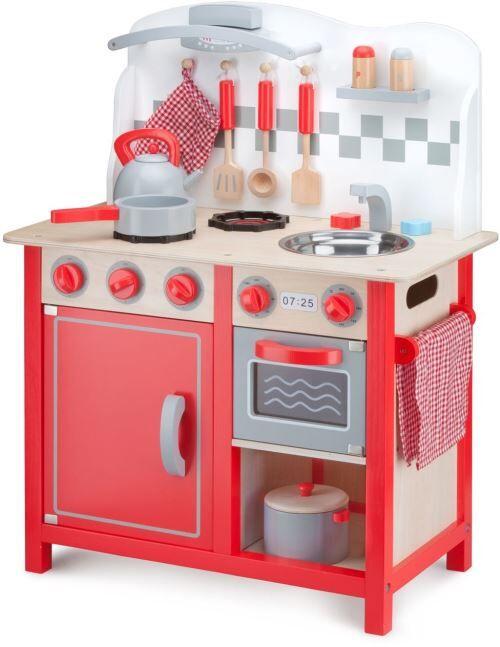 Non communiqué New Classic Toys - 11060 - Jeu D'imitation - Cuisine - Bon Appétit - Deluxe - Ménage nettoyage