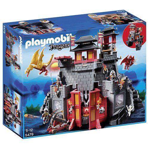 PLAYMOBIL Grand château asiatique - Playmobil