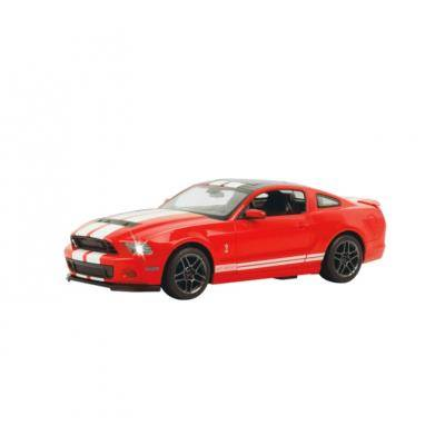 jamara voiture radiocommandée shelby gt500 rouge 1/14 - voiture radio commandé