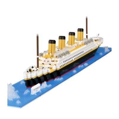 nanoblock - titanic - autres jeux de construction
