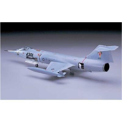 Hasegawa - Maquette avion: F-104G/S Starfight - Maquette