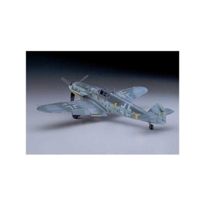 Hasegawa - Maquette avion: Messerschmitt ME 109G-6 - Maquette