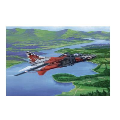 Trumpeter Maquette avion : mig-23mf flogger-b trumpeter - Maquette