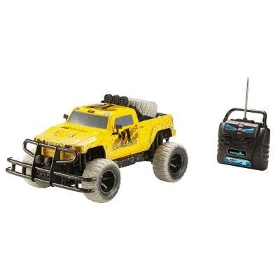 revell voiture radiocommandée : monster truck dirt scout revell - voiture radio commandé