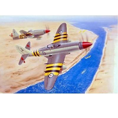 Trumpeter - Maquette avion: Westland Wyvern S.4 - Maquette