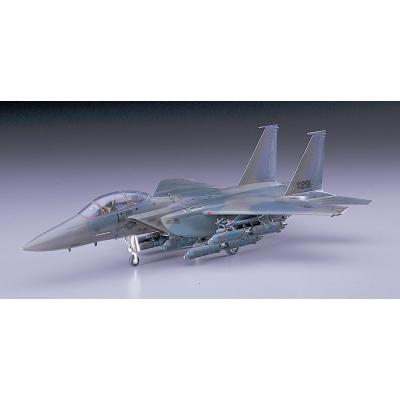 Hasegawa - Maquette avion: F.15E Strike Eagle - Maquette