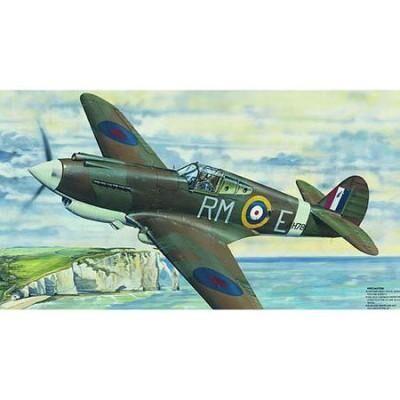 Trumpeter - Maquette avion: Curtiss P-40B Warhawk - Tomahawk IIA - Maquette