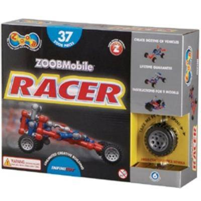 inconnu zoob - jeux de construction - racer - peinture