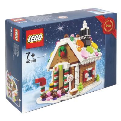 LEGO 40139 - La maison en pain d'épice - Edition Limitée - Lego