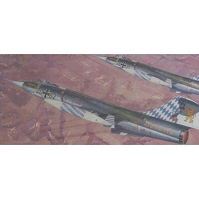 Hasegawa - Maquette avion: F-104G StarFighter NATO Fighter - Maquette