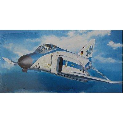 Hasegawa - Maquette avion: F-4F Phantom II JG74 20th Anniversary - Maquette