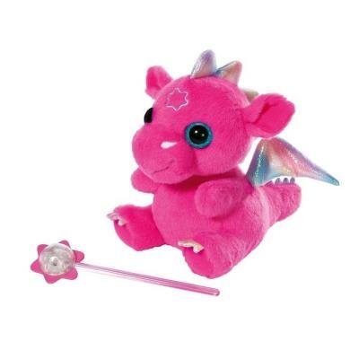 Zapf Creation 822418 Baby Born - Bébé dragon rose - Accessoire poupée