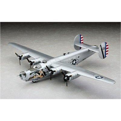 Hasegawa - Maquette avion: B-24J Liberator - Maquette