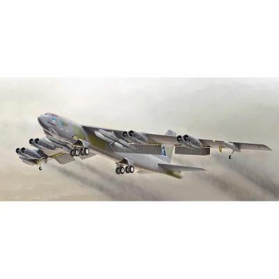 Italeri Maquette avion : B-52G Stratofortress Italeri - Maquette
