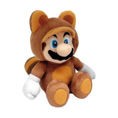 Plus Together Plus - Super Mario Bros. peluche Tanuki Mario 21 cm - Peluche (autre)