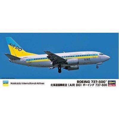 Hasegawa - Maquette avion: AIR DO Boeing 737-500 - Maquette