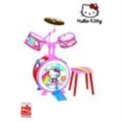 Hello kitty Batterie hello kitty - Instruments de musiques