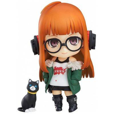 Close Up Persona 5 Nendoroid Action- Futaba Sakura - Grande Figurine