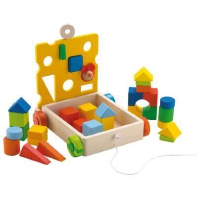Sevi - 81675 - jeu de construction - cubes souris - 30 pièces - Lego