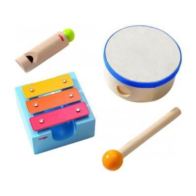 Haba Instruments - Petit coffret d'éveil musical - Jouet musical