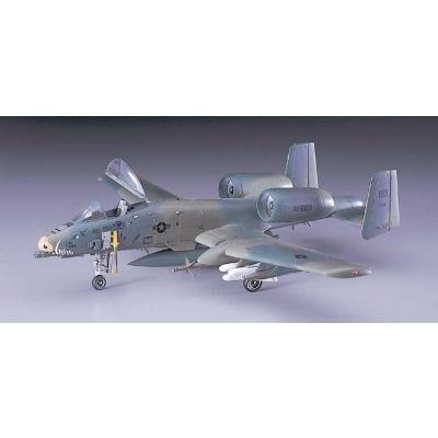 Hasegawa - Maquette avion: A-10 Thunderbolt - Maquette