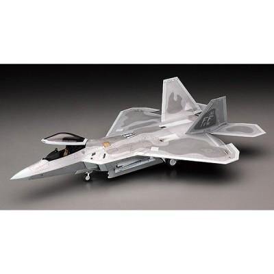 Hasegawa - Maquette avion: F-22 Raptor - Maquette