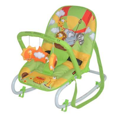 lorelli transat balancelle pour bébé top relax lorelli multicouleur - transats pour bébé