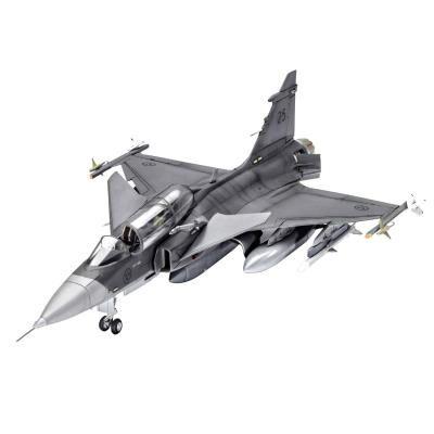 Revell Maquette avion : Saab JAS-39D Gripen TwinSeater Revell - Maquette