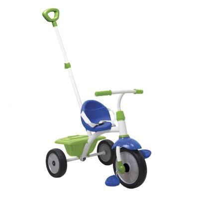 Smart Trike Tricycle Bleu 1240200 - Porteur