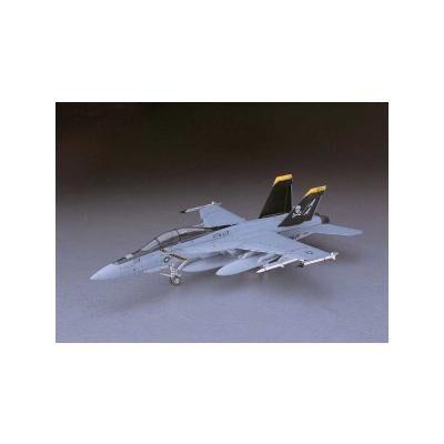 Hasegawa - Maquette avion: F/A-18F Hornet - Maquette
