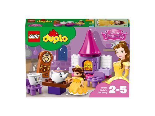 LEGD LEGO® DUPLO® Disney Princess™ 10877 Le goûter de Belle - Lego