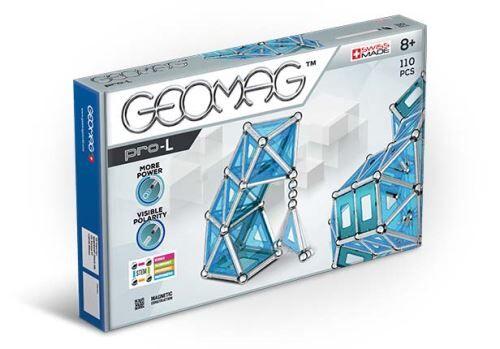 geom jeux de construction geomag pro-l 110 pièces - autre jeu de construction