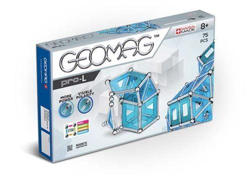geom jeux de construction geomag pro-l 75 pièces - autre jeu de construction