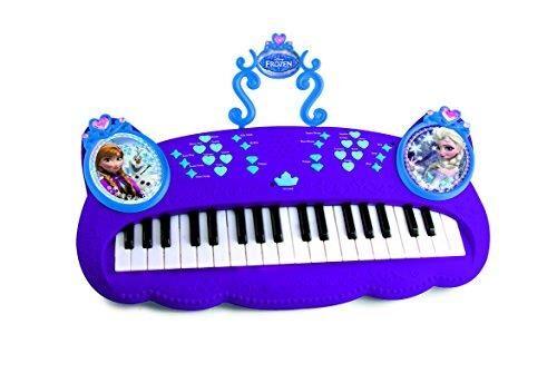imct clavier electronique imc toys la reine des neiges - jouet musical