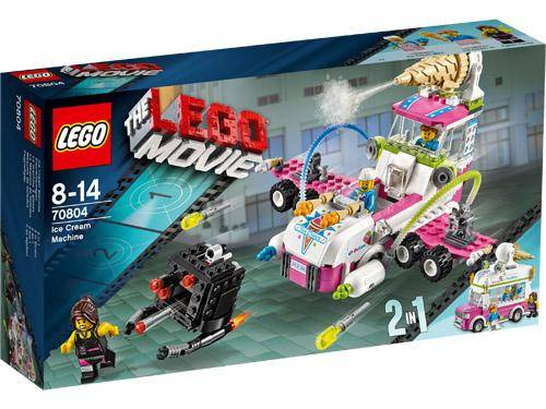 LMOV THE LEGO® MOVIE™ 70804 La machine à glaces - Lego