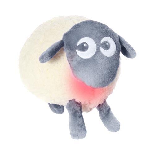 PBOB Peluche lumineuse Pabobo Ewan le mouton rêveur Gris - Veilleuse