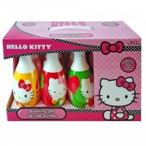 Pixar Brand New Hello Kitty Toy Bowling Set - Instruments de musiques
