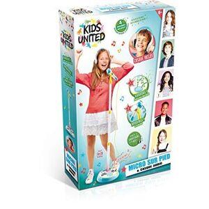 Canal Toys Micro Sur Pied Kids United - Instruments de musiques