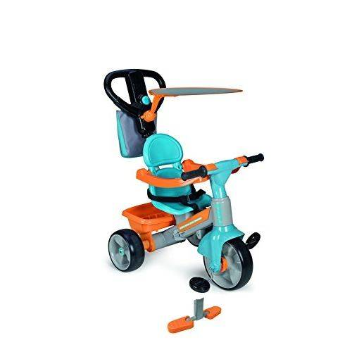 Feber - 800009614 - tricycle - trike baby plus 2 - Tricycles