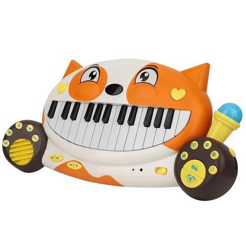 non communiqué usb charge clavier électronique jouet éducatif pour enfants d'apprentissage de piano - instruments de musiques
