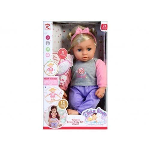 No Name boîte à poupée bébé 40cm + accessoires boîte à fen - Cubes