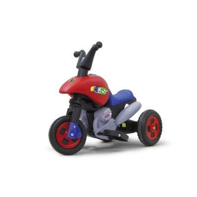 Jamara Tricycle à moteur E-trike - Porteur