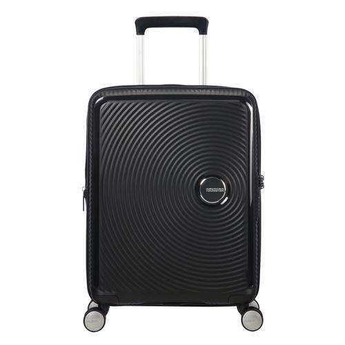 amtr valise cabine american tourister soundbox 4 roues extensible 55 cm noire - valise