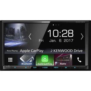 Kenwood 'Kenwood ddx-9717bts sintomonitor DVD 7 avec écran tactile Clear Resistive, moniteur motorisé, éclairage variable, Bluetooth intégré, multicolore - Voiture