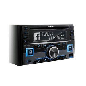 Alpine CDE-W296BT Autoradio - Voiture