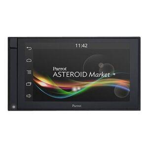 Parrot Asteroid Smart - système de navigation - affichage 6.2 po - unité intégrée au tableau de bord - Double-Din - Accessoire pour GPS