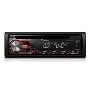 Pioneer DEH-4800FD Auto radio CD/MP3 Noir - Voiture