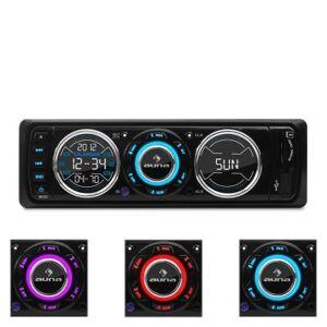 auna MD-180 Autoradio FM RDS USB SD MP3 AUX Design - Radio